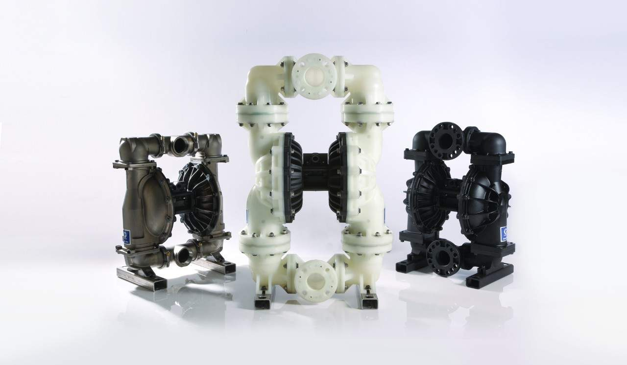 Air-Operated Double Diaphragm Pumps