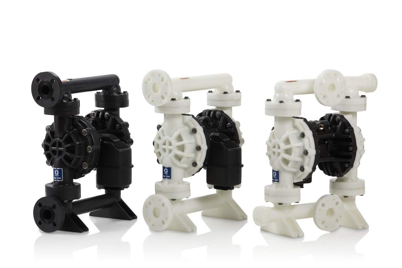 Husky 15120 Air-Operated Double Diaphragm Pumps