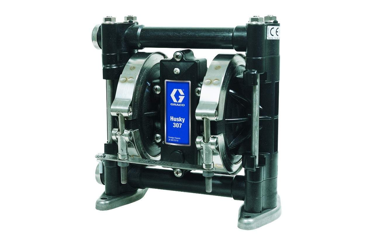 Husky 307 Air-Operated Double Diaphragm Pump
