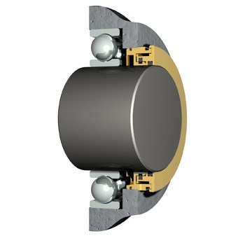 VBXX Bearing Isolator